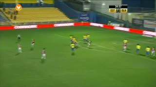 SC Olhanense, Jogada, Maurício aos 34'