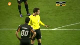 GOLO! Sporting CP, Capel aos 40', Sporting CP 1-0 Moreirense FC