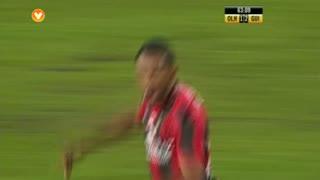 GOLO! SC Olhanense, Djalmir aos 65', SC Olhanense 1-2 Vitória SC