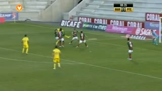 GOLO! FC P.Ferreira, Cicero aos 9', Marítimo M. 0-1 FC P.Ferreira