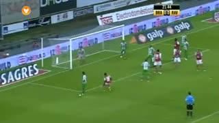 SC Braga, Jogada, Douglão aos 21'