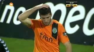 Sporting CP, Jogada, Insúa aos 33'