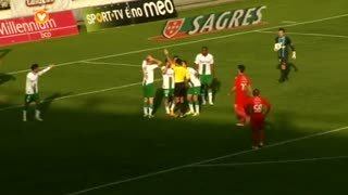 GOLO! Gil Vicente FC, Joao Vilela aos 8', Gil Vicente FC 1-0 Marítimo M.