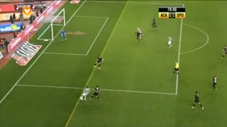 GOLO! Sporting CP, Wolfswinkel aos 77', A. Académica 1-1 Sporting CP