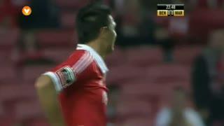 SL Benfica, Jogada, Cardozo aos 23'