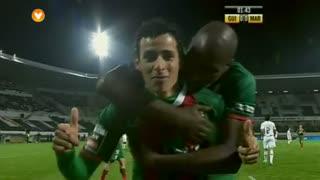 GOLO! Marítimo M., Danilo Dias aos 2', Vitória SC 0-1 Marítimo M.