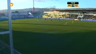 GOLO! FC P.Ferreira, Manuel José aos 80', FC P.Ferreira 1-0 Estoril Praia