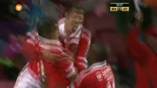 GOLO! SL Benfica, Rodrigo aos 56', SL Benfica 3-0 Vitória FC