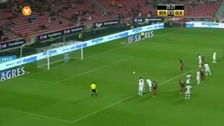 GOLO! SL Benfica, Cardozo aos 25', SL Benfica 1-0 SC Olhanense