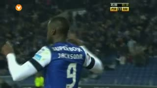 GOLO! FC Porto, Jackson Martínez aos 45', FC Porto 1-1 Rio Ave FC