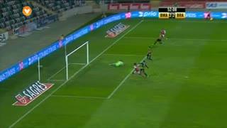 SC Braga, Jogada, Mossoró aos 52'