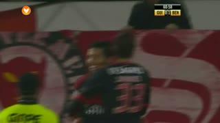 GOLO! SL Benfica, Garay aos 61', Vitória SC 0-2 SL Benfica