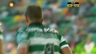 Sporting CP, Jogada, Schaars aos 55'