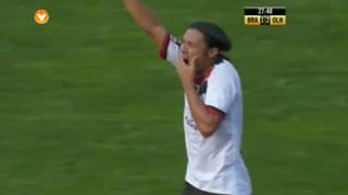 SC Braga, Jogada, Rúben Micael aos 27'