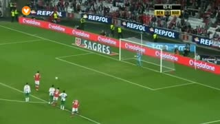 GOLO! SL Benfica, Cardozo aos 66', SL Benfica 2-1 Marítimo M.