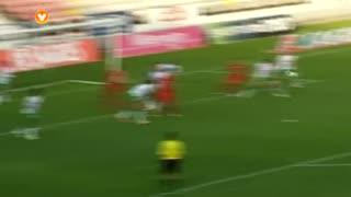 GOLO! Gil Vicente FC, Luis Carlos aos 37', Gil Vicente FC 2-0 Marítimo M.