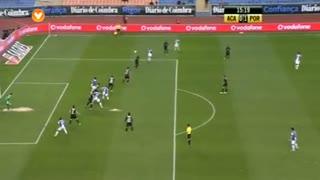 GOLO! FC Porto, Mangala aos 16', A. Académica 1-0 FC Porto