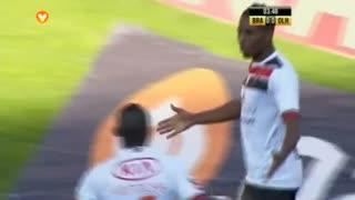 GOLO! SC Olhanense, L. Abdi aos 3', SC Braga 0-1 SC Olhanense