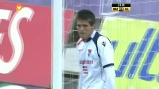 Marítimo M., Jogada, Rodrigo Antônio aos 23'