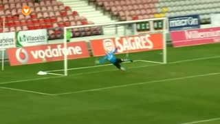 GOLO! Gil Vicente FC, Luis Carlos aos 14', Gil Vicente FC 1-0 CD Nacional