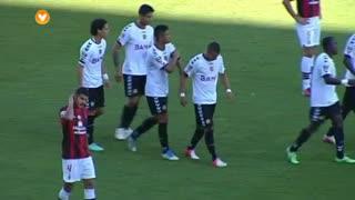 GOLO! CD Nacional, Maurício (p.b.) aos 19', SC Olhanense 0-1 CD Nacional