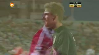 SL Benfica, Jogada, Luisão aos 11'