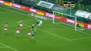 Sporting CP, Jogada, Wolfswinkel aos 55'