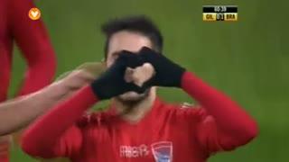 GOLO! Gil Vicente FC, Hugo Vieira aos 62', Gil Vicente FC 1-1 SC Braga