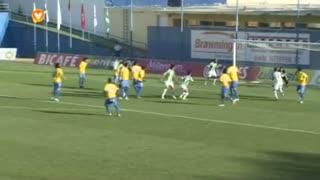 GOLO! Rio Ave FC, Tarantini aos 17', Estoril Praia 0-2 Rio Ave FC