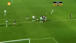 Moreirense FC, Jogada, Fábio Espinho aos 17'