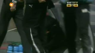 GOLO! Sporting CP, Wolfswinkel aos 91', SC Braga 2-3 Sporting CP
