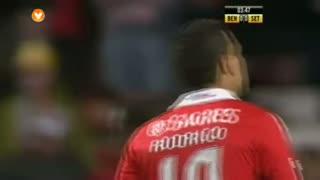 SL Benfica, Jogada, Rodrigo aos 3'