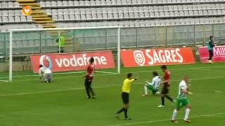 GOLO! Moreirense FC, Ricardo Pessoa aos 28', Moreirense FC 1-0 SC Olhanense