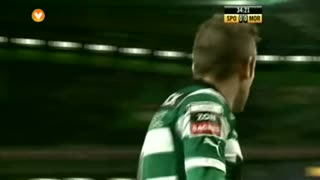 Sporting CP, Jogada, Capel aos 34'