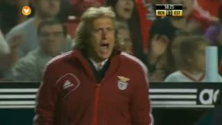 GOLO! Estoril Praia, Jefferson aos 59', SL Benfica 0-1 Estoril Praia