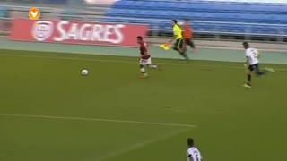 GOLO! SC Olhanense, L. Abdi aos 56', SC Olhanense 1-1 CD Nacional