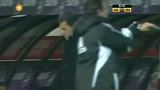 GOLO! SC Braga, Éder aos 83', CD Nacional 3-2 SC Braga