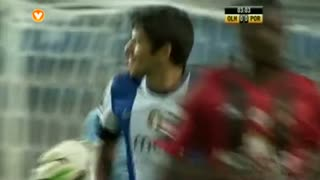 FC Porto, Jogada, Lucho aos 3'