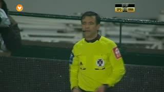 Sporting CP, Jogada, Wolfswinkel aos 16'