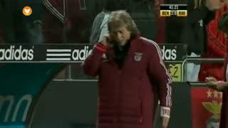 GOLO! SL Benfica, Lima aos 41', SL Benfica 3-0 Rio Ave FC
