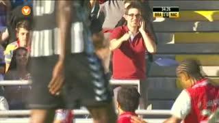 GOLO! SC Braga, Hugo Viana aos 35', SC Braga 1-0 CD Nacional