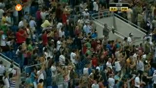 GOLO! SC Olhanense, L. Abdi aos 13', SC Olhanense 1-0 FC Porto