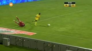 Gil Vicente FC, Jogada, César Peixoto aos 43'