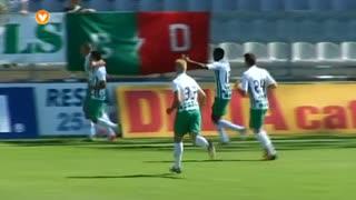 GOLO! Moreirense FC, Ghilas aos 8', Moreirense FC 1-0 CD Nacional