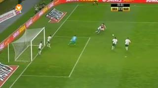 SC Braga, Jogada, Mossoró aos 34'
