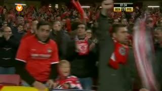 GOLO! SL Benfica, Enzo Pérez aos 7', SL Benfica 1-0 FC P.Ferreira