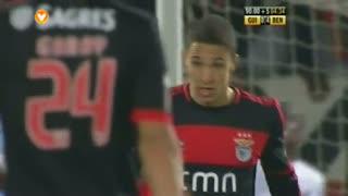 GOLO! SL Benfica, Rodrigo aos 94', Vitória SC 0-4 SL Benfica