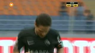 GOLO! A. Académica, Marinho aos 23', A. Académica 1-0 Vitória SC