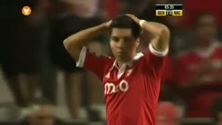 SL Benfica, Jogada, Enzo Pérez aos 65'