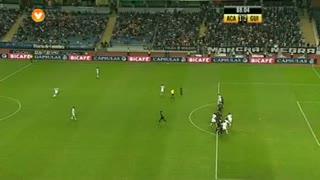 GOLO! Vitória SC, Soudani aos 87', A. Académica 1-2 Vitória SC